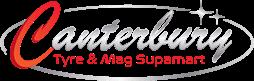 Canterbury Tyre & Mag Supamart